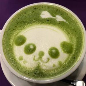 CAFE SUMIRE  (神奈川県  横浜中華街)